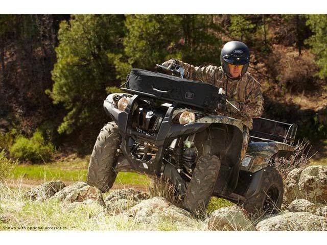 2013 Yamaha Grizzly 550 FI Auto. 4x4 EPS in Waterloo, Iowa - Photo 8