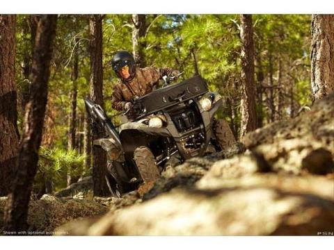 2013 Yamaha Grizzly 550 FI Auto. 4x4 EPS in Waterloo, Iowa - Photo 9