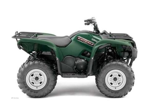 2013 Yamaha Grizzly 550 FI Auto. 4x4 EPS in Waterloo, Iowa - Photo 3