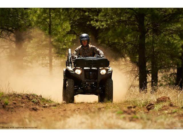 2013 Yamaha Grizzly 550 FI Auto. 4x4 EPS in Waterloo, Iowa - Photo 5