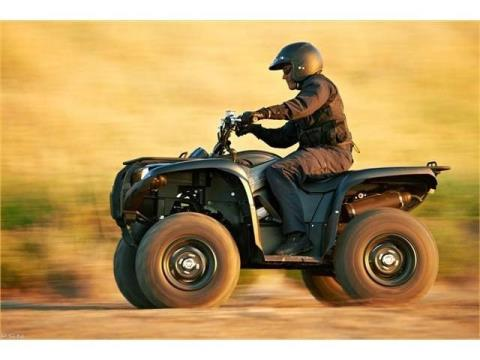 2013 Yamaha Grizzly 700 FI Auto. 4x4 EPS Special Edition in Las Vegas, Nevada - Photo 9