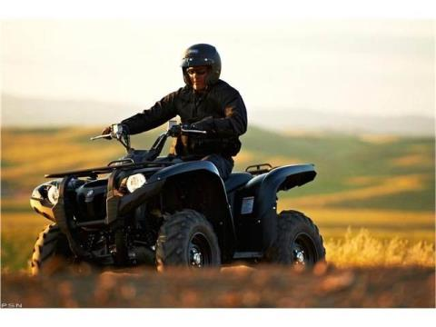 2013 Yamaha Grizzly 700 FI Auto. 4x4 EPS Special Edition in Las Vegas, Nevada - Photo 8