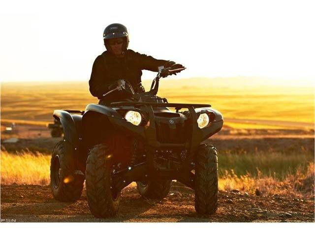 2013 Yamaha Grizzly 700 FI Auto. 4x4 EPS Special Edition in Las Vegas, Nevada - Photo 7