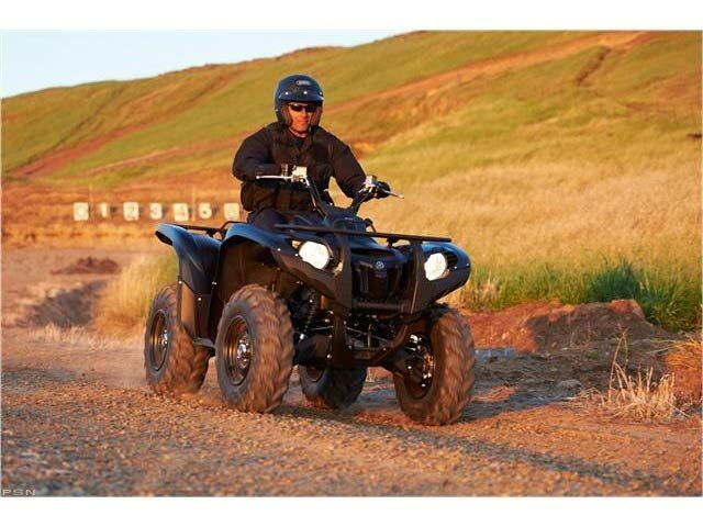 2013 Yamaha Grizzly 700 FI Auto. 4x4 EPS Special Edition in Las Vegas, Nevada - Photo 10