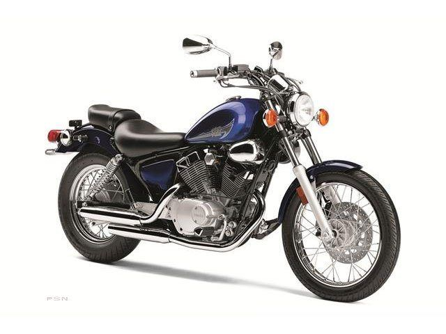 2013 Yamaha V Star 250 in Belleville, Michigan