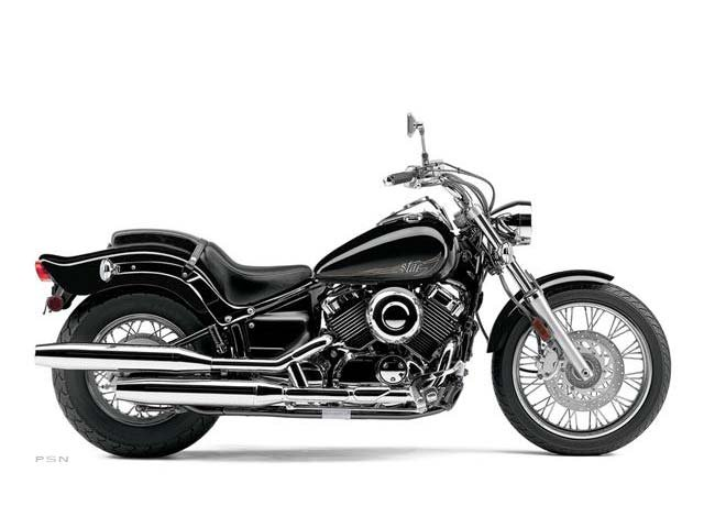 2013 Yamaha V Star 650 Custom in Ebensburg, Pennsylvania