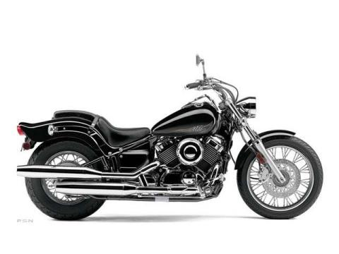 2013 Yamaha V Star 650 Custom in Saint George, Utah