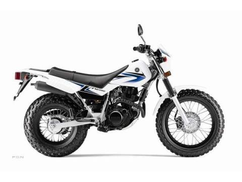 2013 Yamaha TW200 in Johnson City, Tennessee