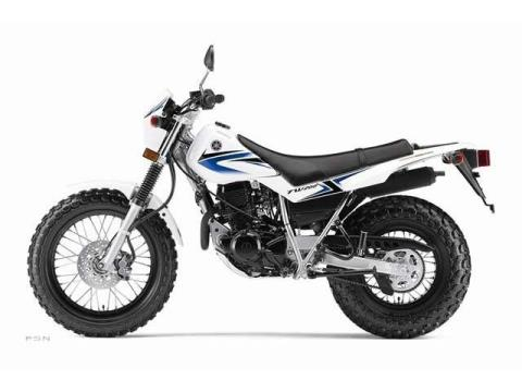 2013 Yamaha TW200 in Phillipston, Massachusetts