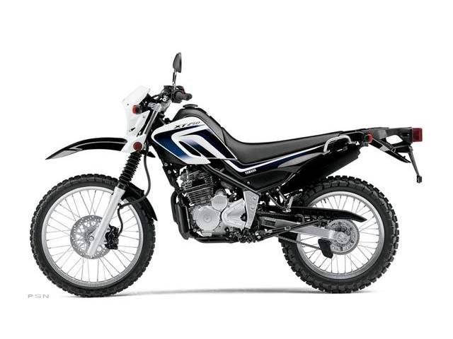 2013 Yamaha XT250 4