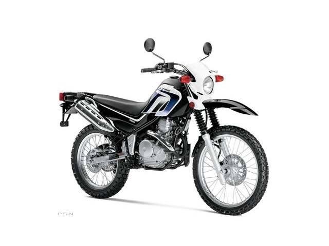 2013 Yamaha XT250 5