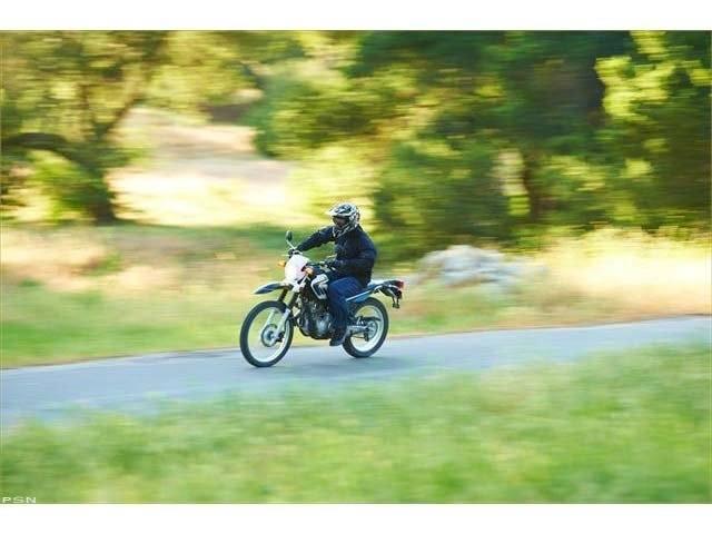2013 Yamaha XT250 11