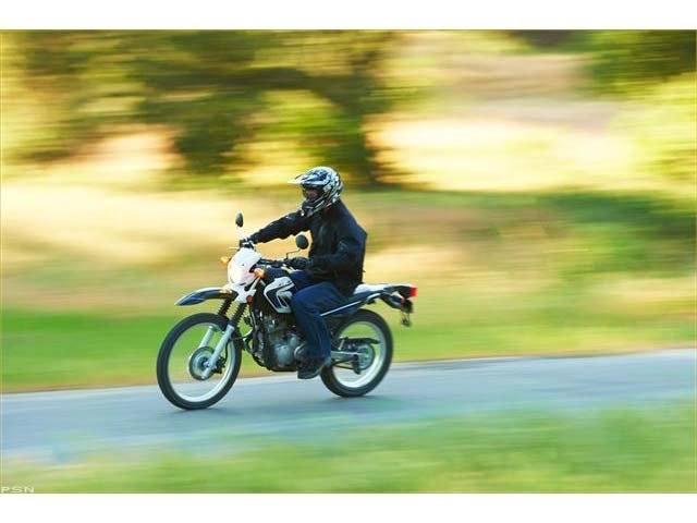 2013 Yamaha XT250 8