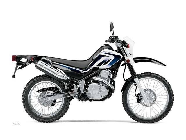 2013 Yamaha XT250 3