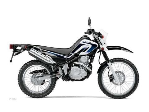 2013 Yamaha XT250 in Honesdale, Pennsylvania