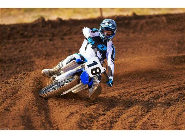2013 Yamaha YZ450F in Evansville, Indiana