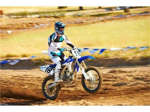 2013 Yamaha YZ450F in Orange, California