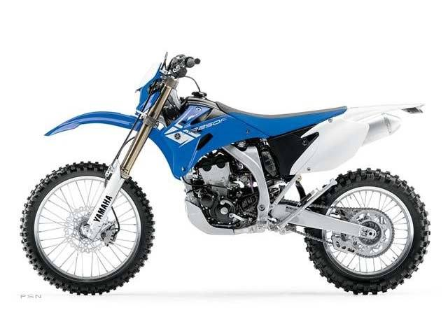 2013 Yamaha WR250F in Lumberton, North Carolina