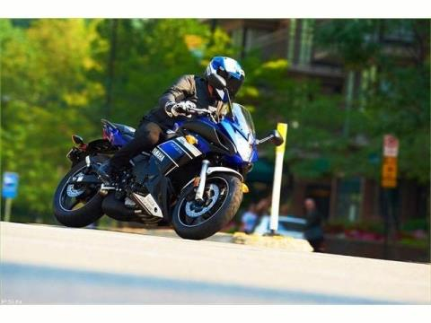 2013 Yamaha FZ6R in Woodinville, Washington - Photo 6