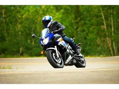 2013 Yamaha FZ6R in Middletown, New Jersey - Photo 13