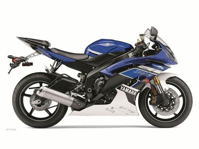 2013 Yamaha YZF-R6 1