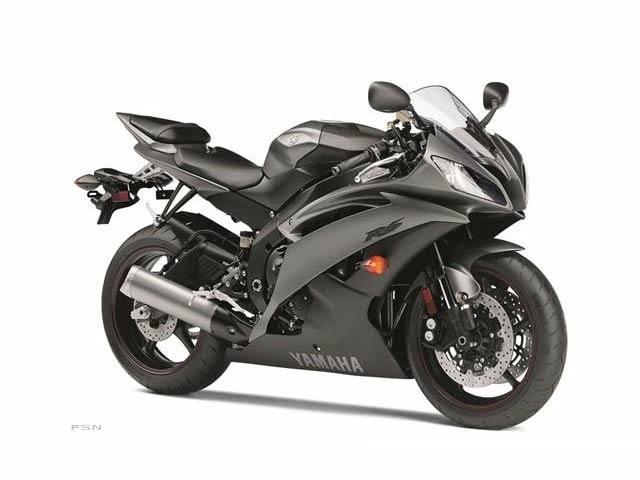 2013 Yamaha YZF-R6 4