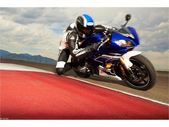 2013 Yamaha YZF-R6 in Salinas, California