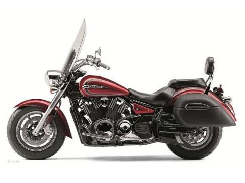 2013 Yamaha V Star 1300 Tourer in Keokuk, Iowa - Photo 2