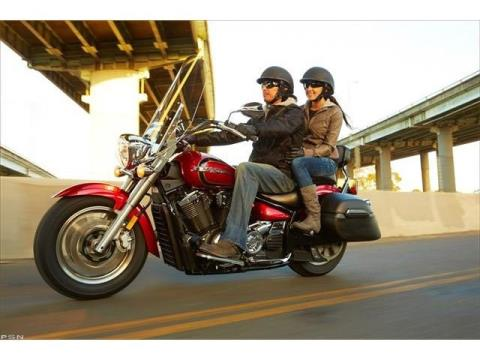2013 Yamaha V Star 1300 Tourer in Shawnee, Oklahoma