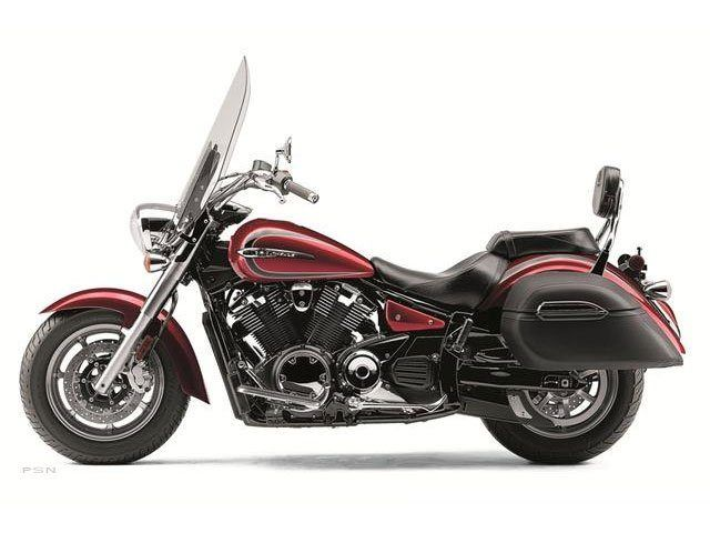 2013 Yamaha V Star 1300 Tourer in Johnson City, Tennessee - Photo 2