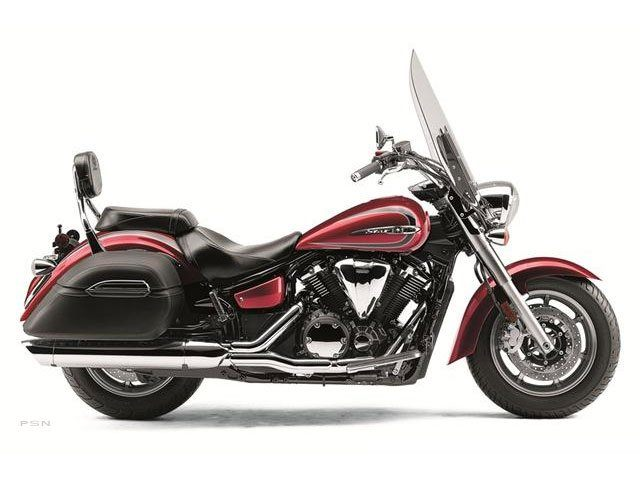 New 2013 Yamaha V Star 1300 Tourer Motorcycles In Shawnee OK