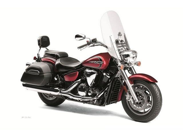 2013 Yamaha V Star 1300 Tourer in Johnson City, Tennessee - Photo 3