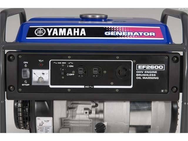 2013 Yamaha EF2600 in Denver, Colorado