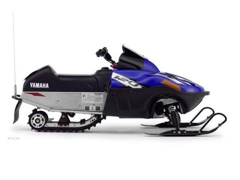 2013 Yamaha SRX 120 in Augusta, Maine