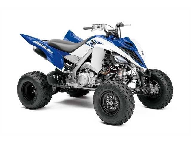 2014 Yamaha Raptor 700R 2