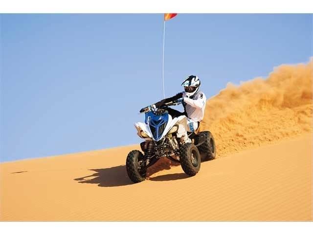 2014 Yamaha Raptor 700R 11