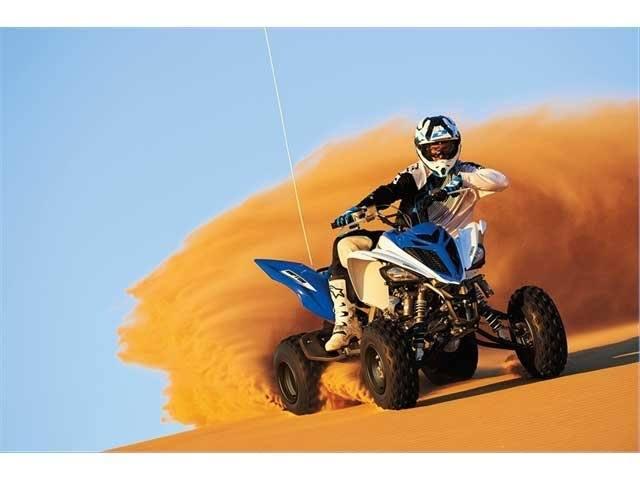 2014 Yamaha Raptor 700R 9