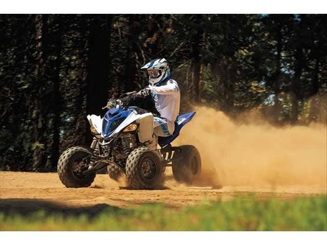 2014 Yamaha Raptor 700R 8