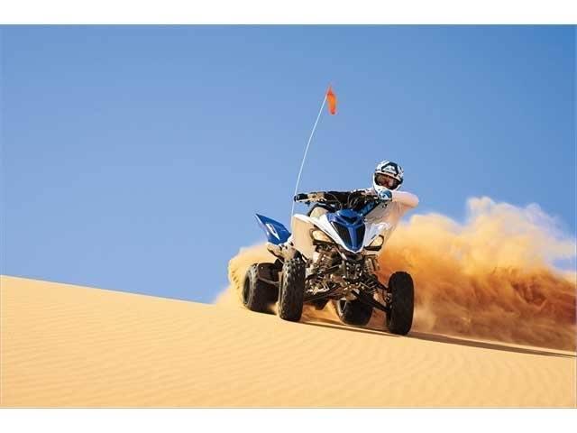 2014 Yamaha Raptor 700R 12