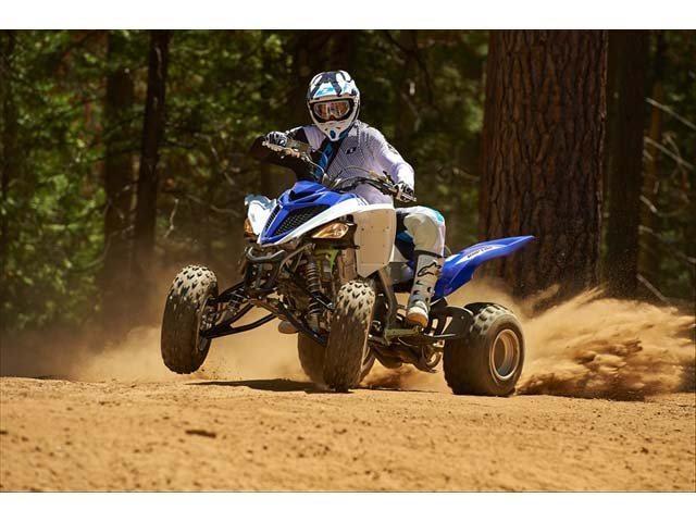 2014 Yamaha Raptor 700R 10