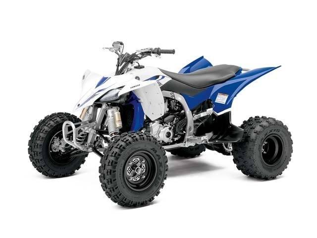 2014 Yamaha YFZ450R 11