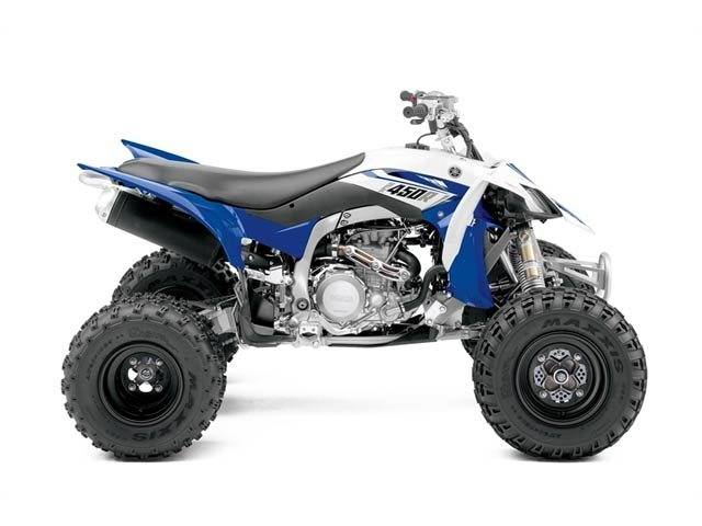 2014 Yamaha YFZ450R 12