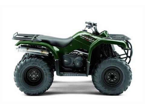 2014 Yamaha Grizzly 350 2WD in Lake City, Florida