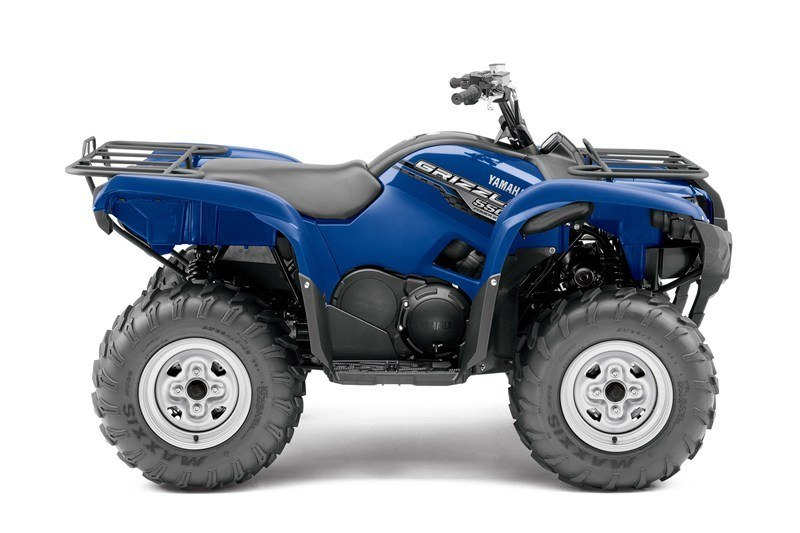 New 2014 Yamaha Grizzly 350 2WD ATVs in Lafayette, LA