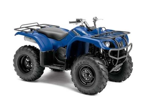 2014 Yamaha Grizzly 350 Auto. 4x4 in Wilkes Barre, Pennsylvania
