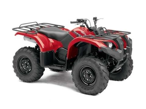 2014 Yamaha Grizzly 450 Auto. 4x4 EPS in Wisconsin Rapids, Wisconsin