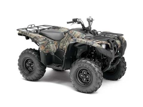 2014 Yamaha Grizzly 550 FI Auto. 4x4 in Trego, Wisconsin