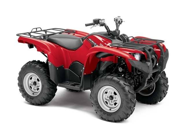 2014 Yamaha Grizzly 550 FI Auto. 4x4 EPS in Augusta, Maine