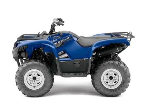 2014 Yamaha Grizzly 550 FI Auto. 4x4 EPS in Bridgeport, West Virginia
