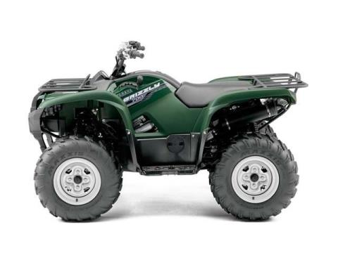 2014 Yamaha Grizzly 700 FI Auto. 4x4 EPS in Fleming Island, Florida